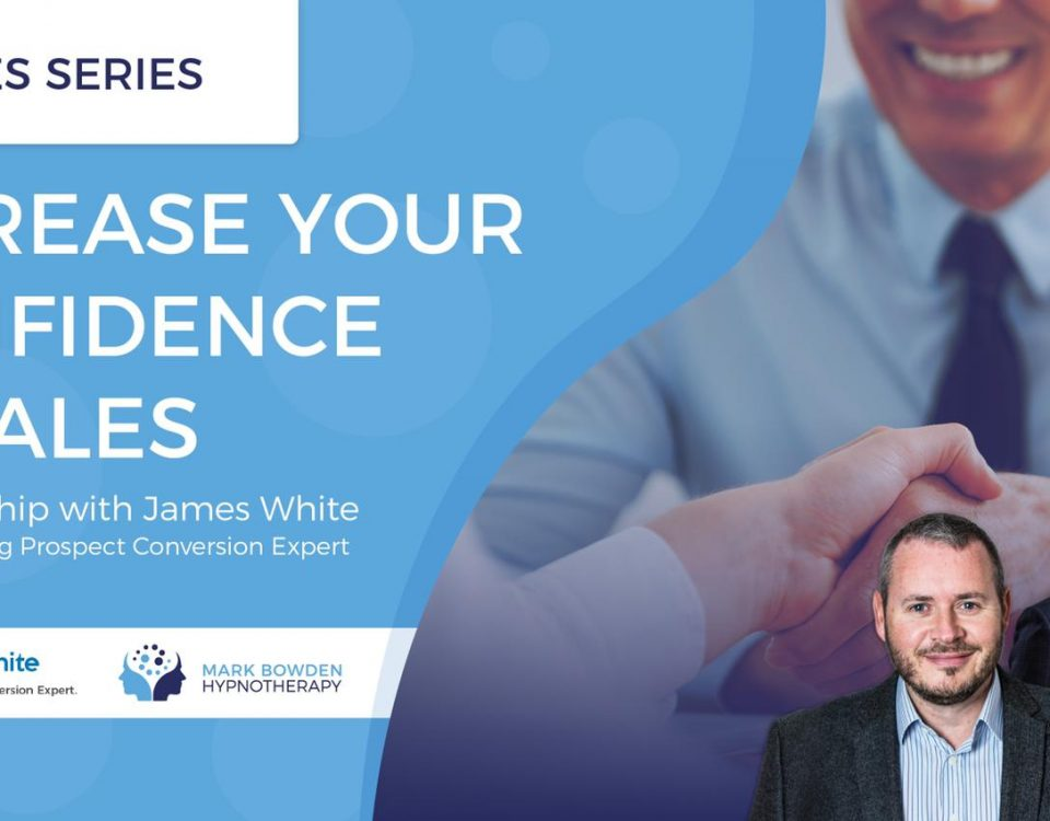 Increase your confidence in sales